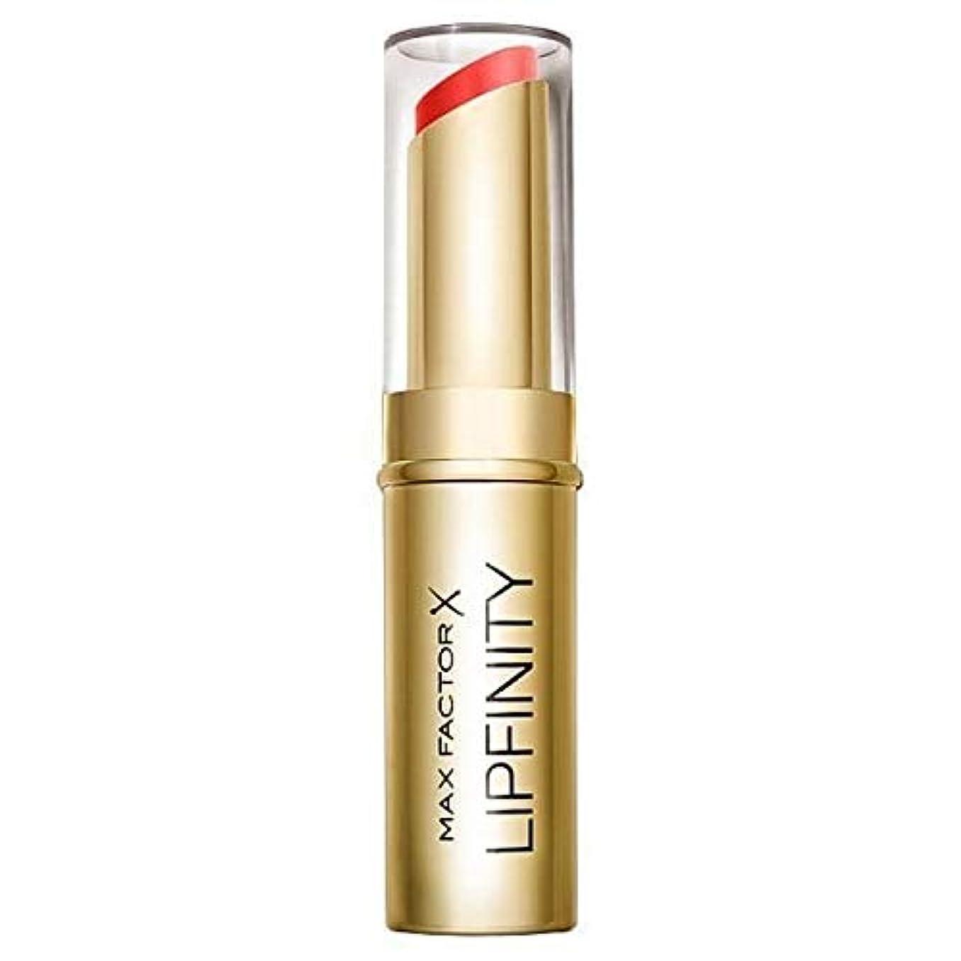 打倒ホステスクランシー[Max Factor ] 長い口紅だけの豪華持続マックスファクターLipfinity - Max Factor Lipfinity Long Lasting Lipstick Just Deluxe [並行輸入品]