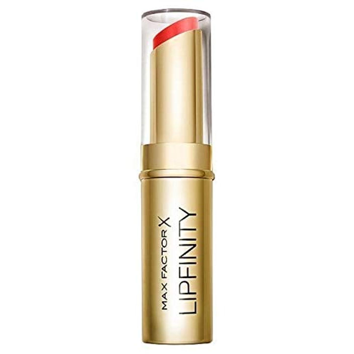 スタジオ天文学安息[Max Factor ] 長い口紅だけの豪華持続マックスファクターLipfinity - Max Factor Lipfinity Long Lasting Lipstick Just Deluxe [並行輸入品]