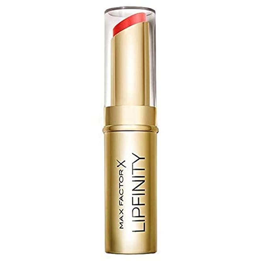 荷物服を洗う冷ややかな[Max Factor ] 長い口紅だけの豪華持続マックスファクターLipfinity - Max Factor Lipfinity Long Lasting Lipstick Just Deluxe [並行輸入品]