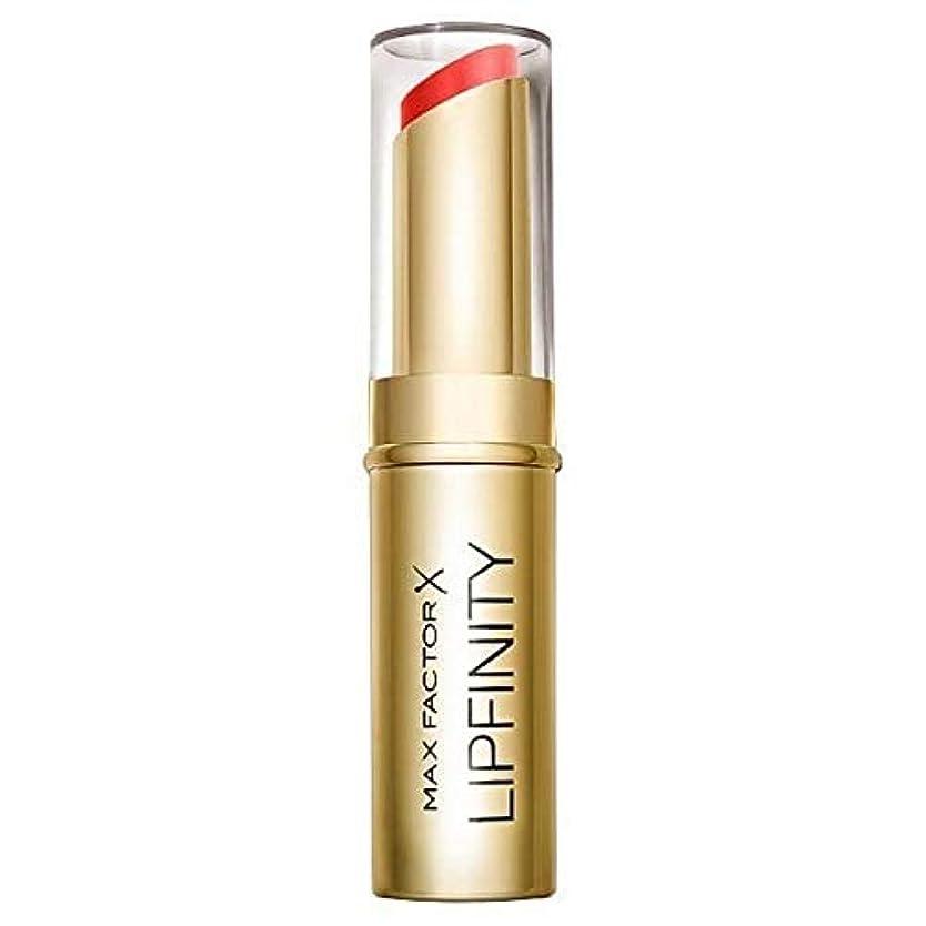 レインコート水分生理[Max Factor ] 長い口紅だけの豪華持続マックスファクターLipfinity - Max Factor Lipfinity Long Lasting Lipstick Just Deluxe [並行輸入品]