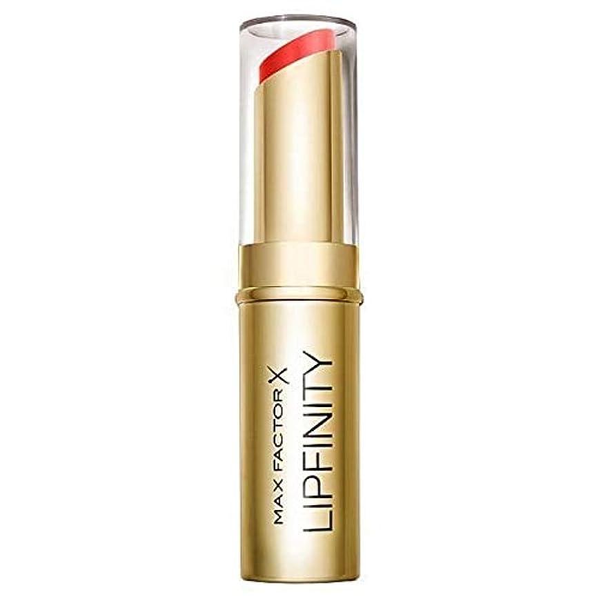 スピーカーメモ落胆させる[Max Factor ] 長い口紅だけの豪華持続マックスファクターLipfinity - Max Factor Lipfinity Long Lasting Lipstick Just Deluxe [並行輸入品]