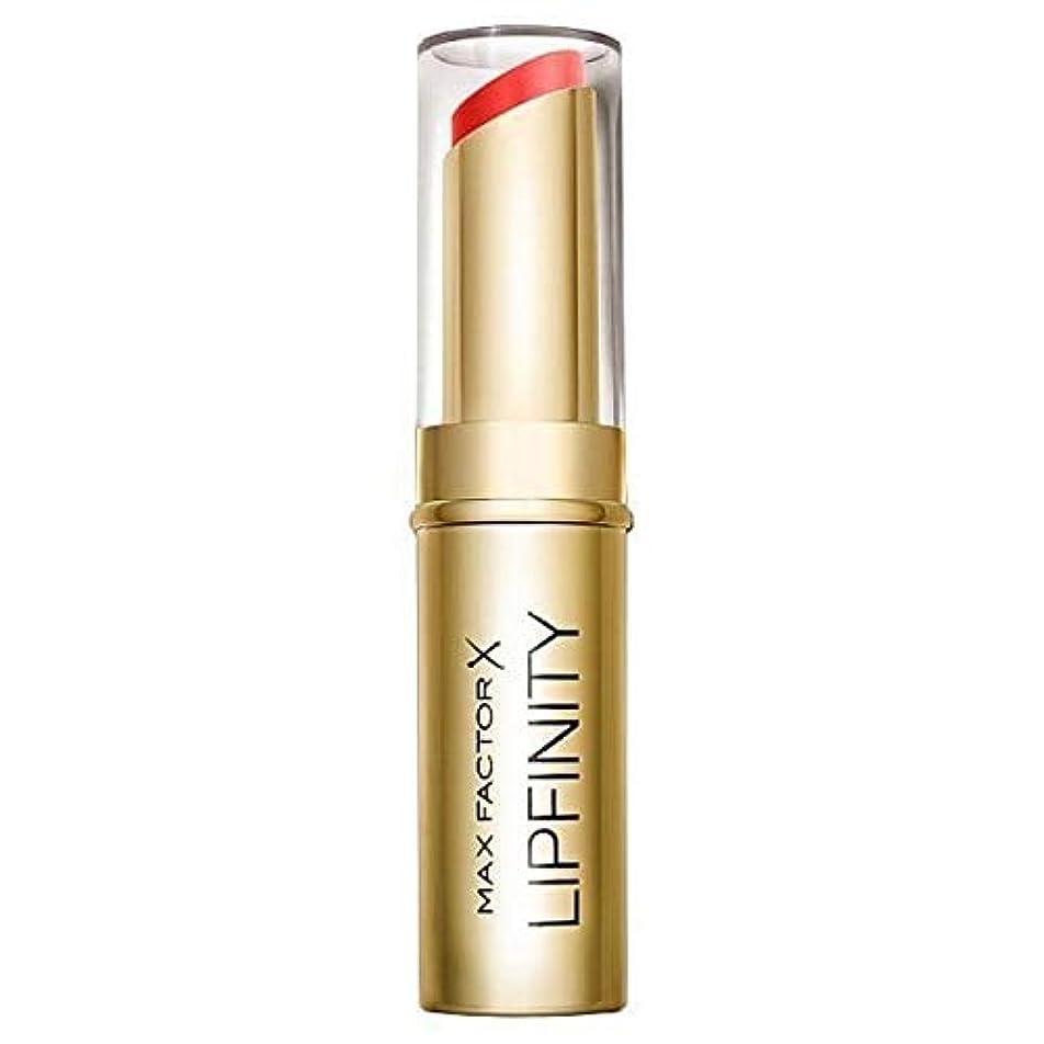 空いている打ち上げるロッジ[Max Factor ] 長い口紅だけの豪華持続マックスファクターLipfinity - Max Factor Lipfinity Long Lasting Lipstick Just Deluxe [並行輸入品]