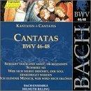 Bach: Sacred Cantatas Bwv 46-48 (1999-05-03)
