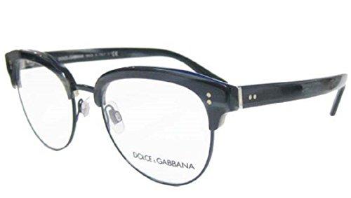 DOLCE&GABBANA ドルチェ&ガッパーナ ドルガバ クラシック メガネ ブローフレーム DG3270-3117-...