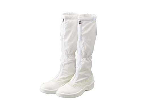 ゴールドウイン ファスナー付き静電安全ブーツ 25.0cm PA9850 1足 1-6471-05