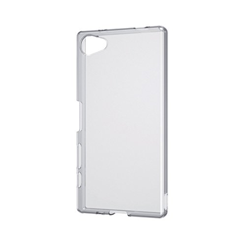 エレコム Xperia Z5 Compact TPUケース 透明 クリア PD-SO02HUCTCR 1個