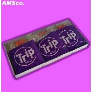 【Tripmild】 トリップスリキンマイルド性感染症と性病の予防に、お口が苦手な方にも嬉しいフェラ専用コンドーム