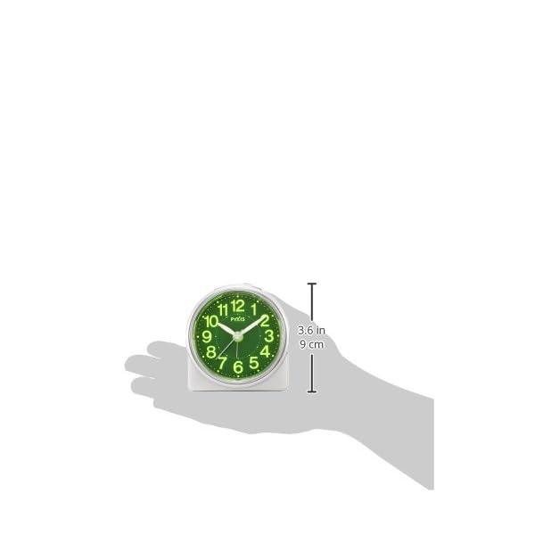 セイコー クロック 目覚まし時計 アナログ 集...の紹介画像5
