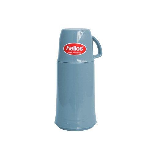 helios[ヘリオス] 卓上用魔法瓶 エレガンス 250ml アイスブルー 544191