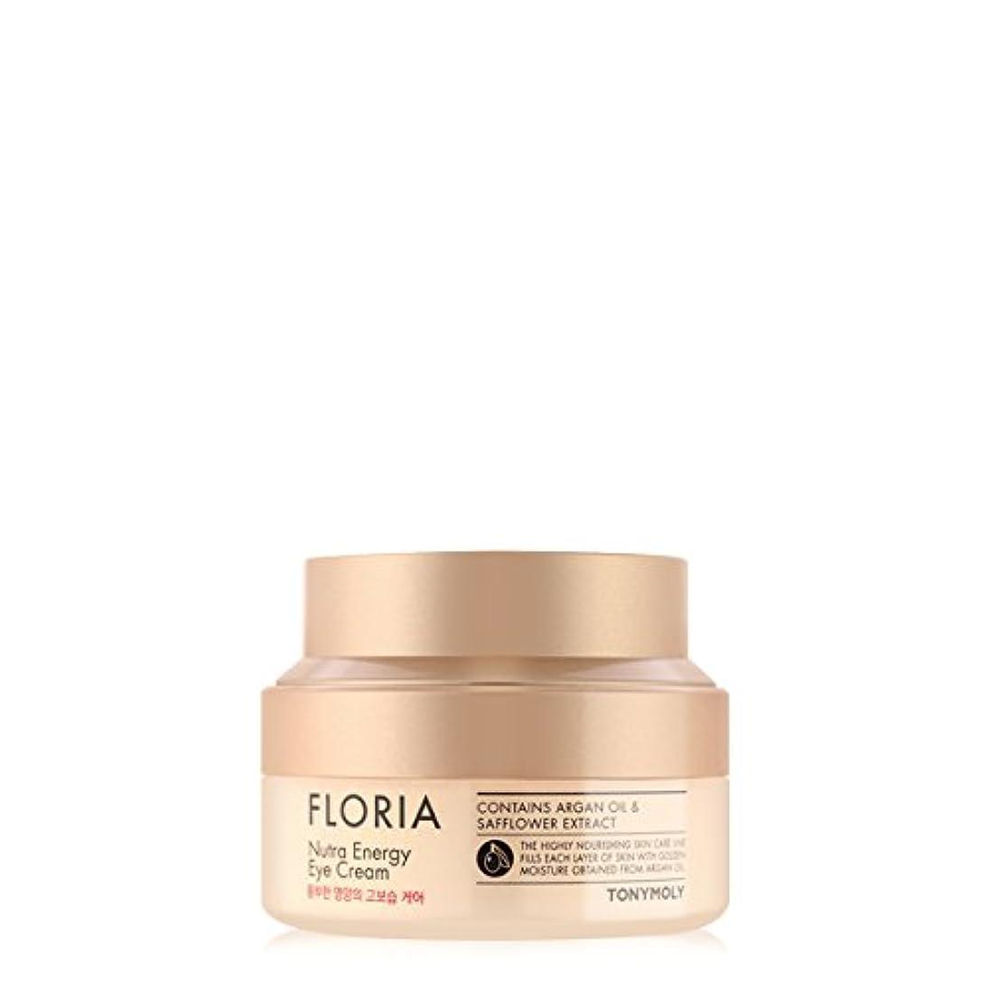 不正プロフィール課す[2016 New] TONYMOLY Floria Nutra Energy Eye Cream 30ml/トニーモリー フロリア ニュートラ エナジー アイクリーム 30ml
