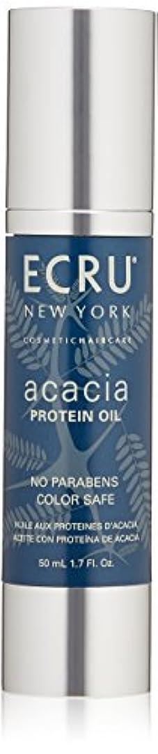 一貫性のない役に立つ流出Ecru New York Acacia Protein Oil, 1.7 Ounce by Ecru New York