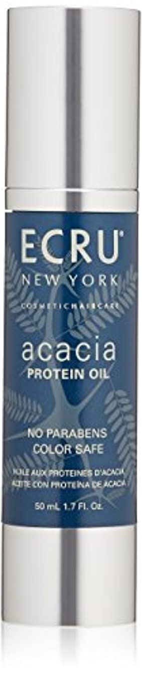 考古学者幻滅するジーンズEcru New York Acacia Protein Oil, 1.7 Ounce by Ecru New York