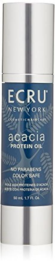強大な革命的コモランマEcru New York Acacia Protein Oil, 1.7 Ounce by Ecru New York