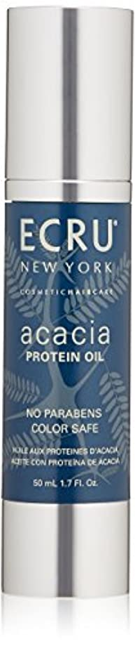 Ecru New York Acacia Protein Oil, 1.7 Ounce by Ecru New York