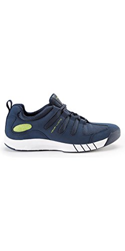 2018Henri LloydデッキグリッププロファイルII Deck Shoes In Navy yf600001 Uk Size 12