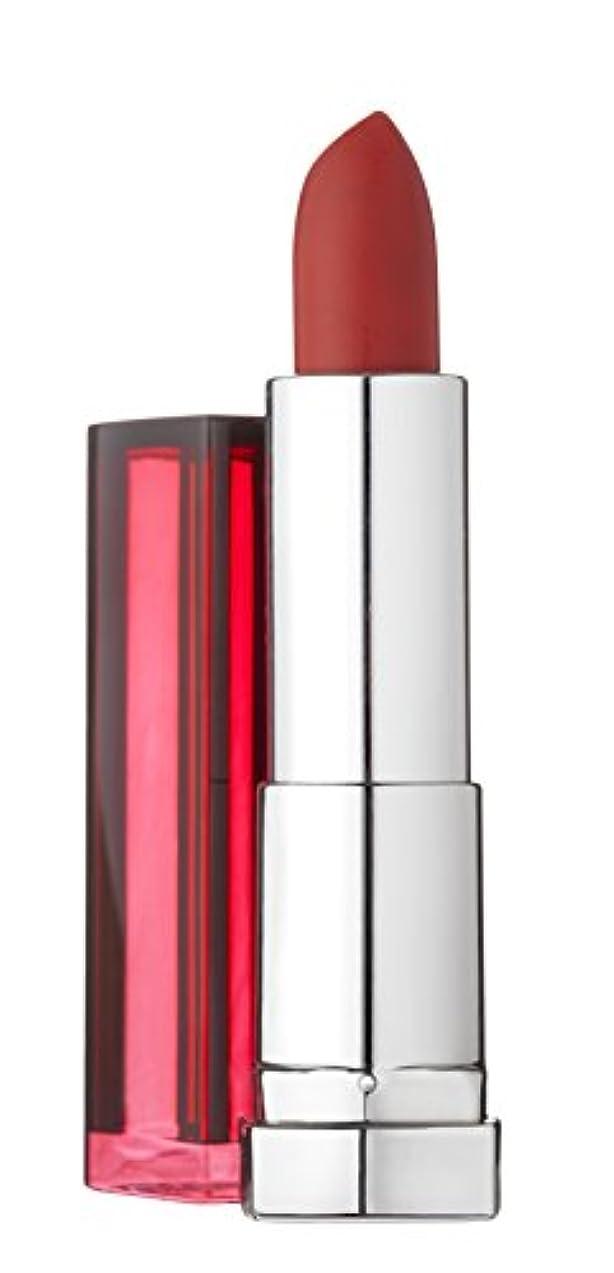 苛性道恐れるMaybelline Color Sensational Lipstick - 440 Coral Fire