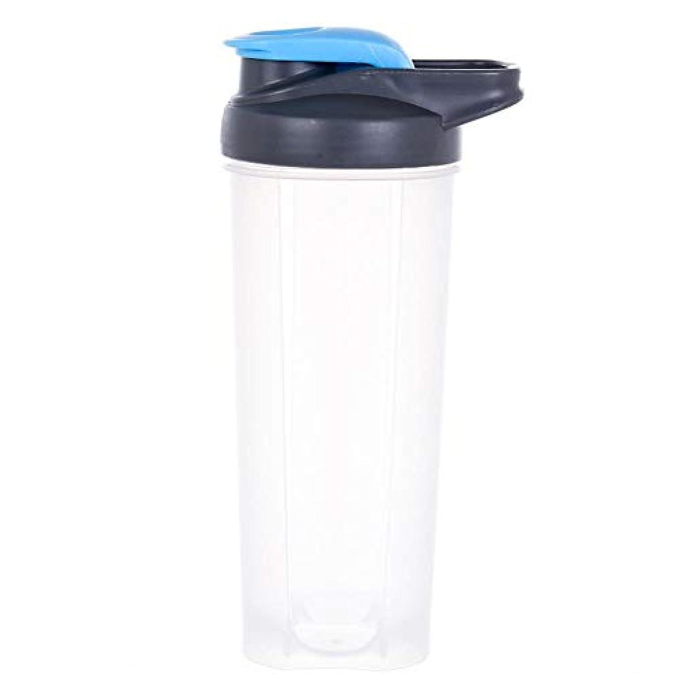 恩恵圧縮されたレキシコンハンドル 蛋白質 粉 飲料 薬 混合の撹拌のびんが付いている 水差しの振動のコップ