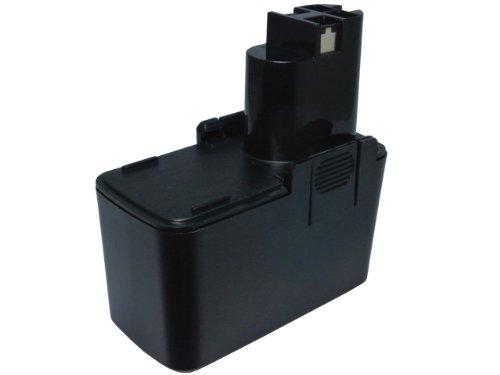 JC ボッシュ (BOSCH) 電動工具用 互換バッテリー [2607335054 他互換品] 12V 1.5Ah ニカド 電池 バッテリーパック (CGSR 12VES-2 他対応)