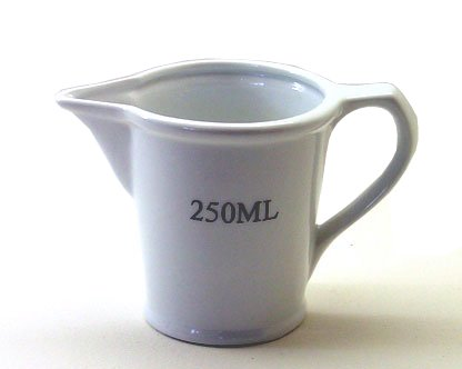 RoomClip商品情報 - ダルトン Ceramic measuring jag 250ml CH05-K211