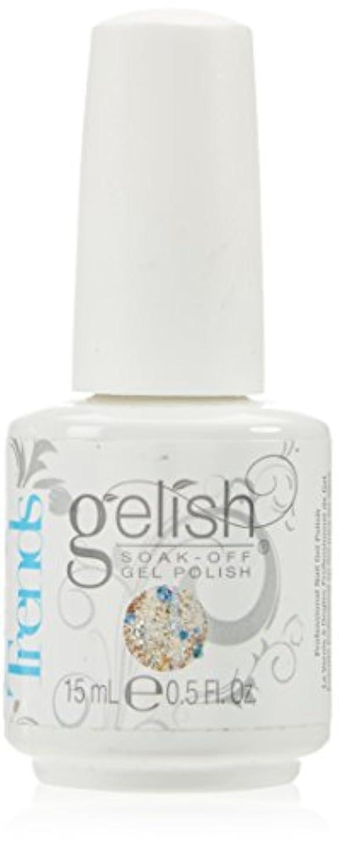 同級生エトナ山道徳教育Harmony Gelish Gel Polish - Feeling Bubbly - 0.5oz / 15ml