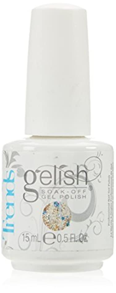 乱用ペストリーひばりHarmony Gelish Gel Polish - Feeling Bubbly - 0.5oz / 15ml