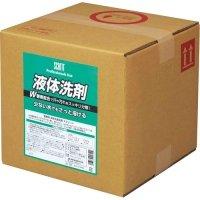 熊野油脂 スクリット 衣料用液体洗剤 10L 1箱