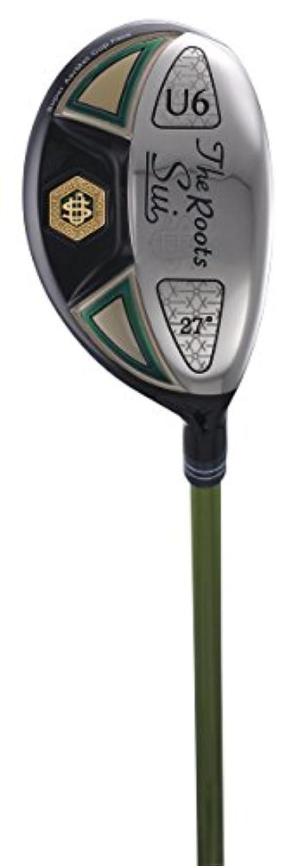 Roots Golf(ルーツゴルフ) ユーティリティ ザ?ルーツSuiユーティリティ U6 Suiシャフト レディース Sui-ut-U6-L 右利き用 番手:U6 フレックス:L