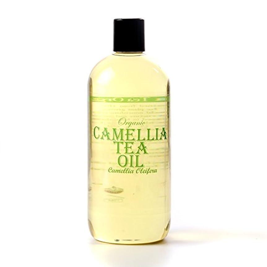 ピンチ有害電話するMystic Moments | Camellia Tea Organic Carrier Oil - 5 Litres - 100% Pure
