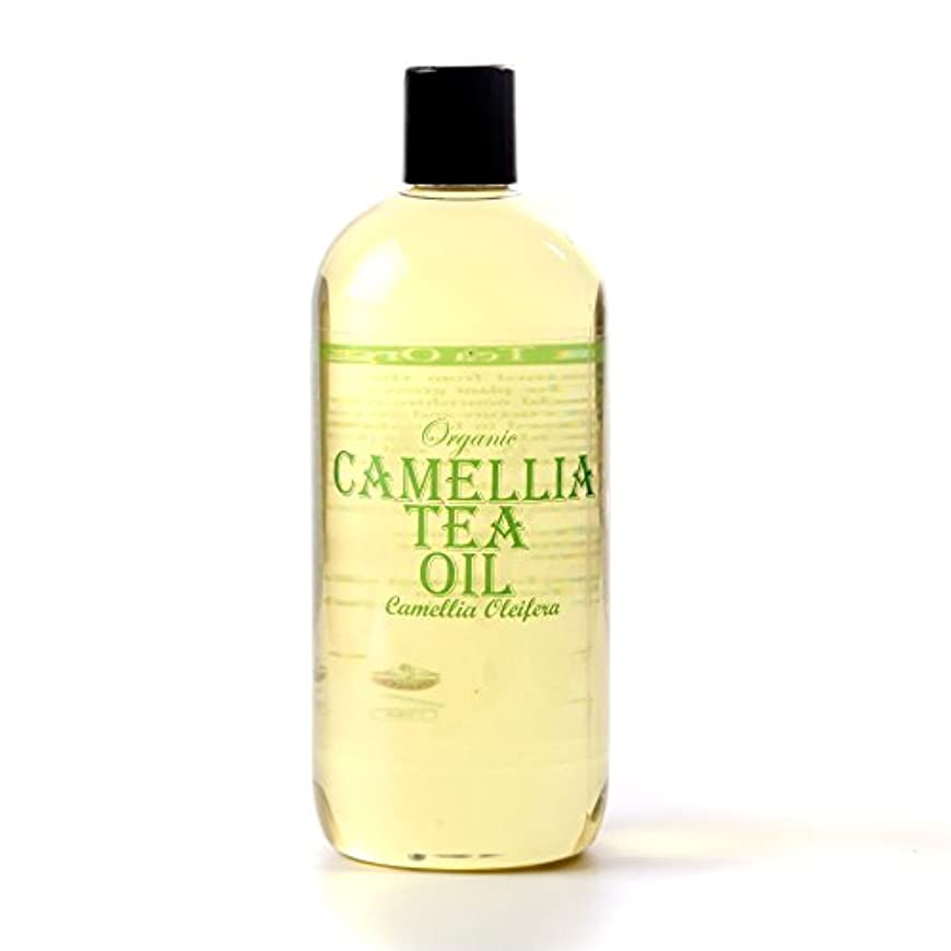 トロイの木馬人類傷つきやすいMystic Moments   Camellia Tea Organic Carrier Oil - 5 Litres - 100% Pure
