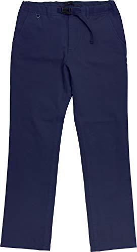 [LAD WEATHER]クライミングパンツ 4wayストレッチ 登山 スポーツ アウトドア パンツ メンズ ladpants011 (M, ネイビー)