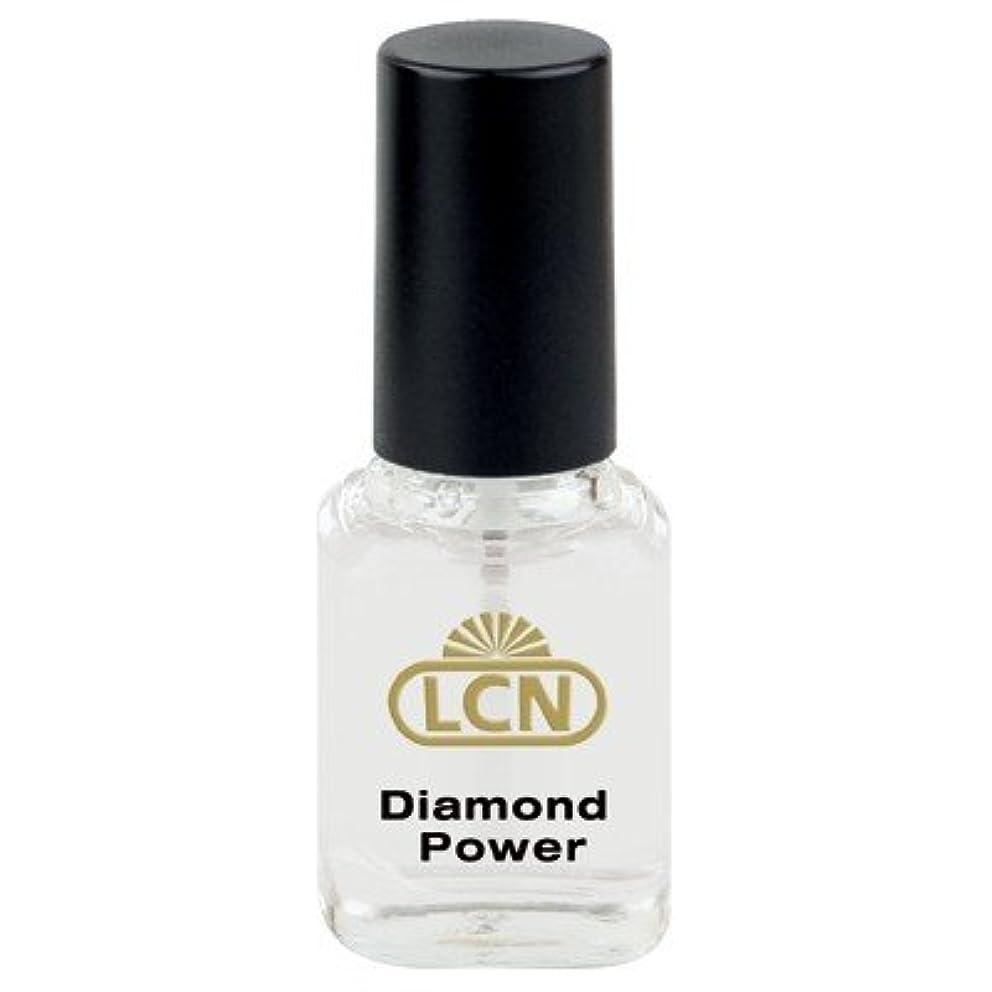 の前でチョップモネLCN ダイヤモンドパワー 8ml