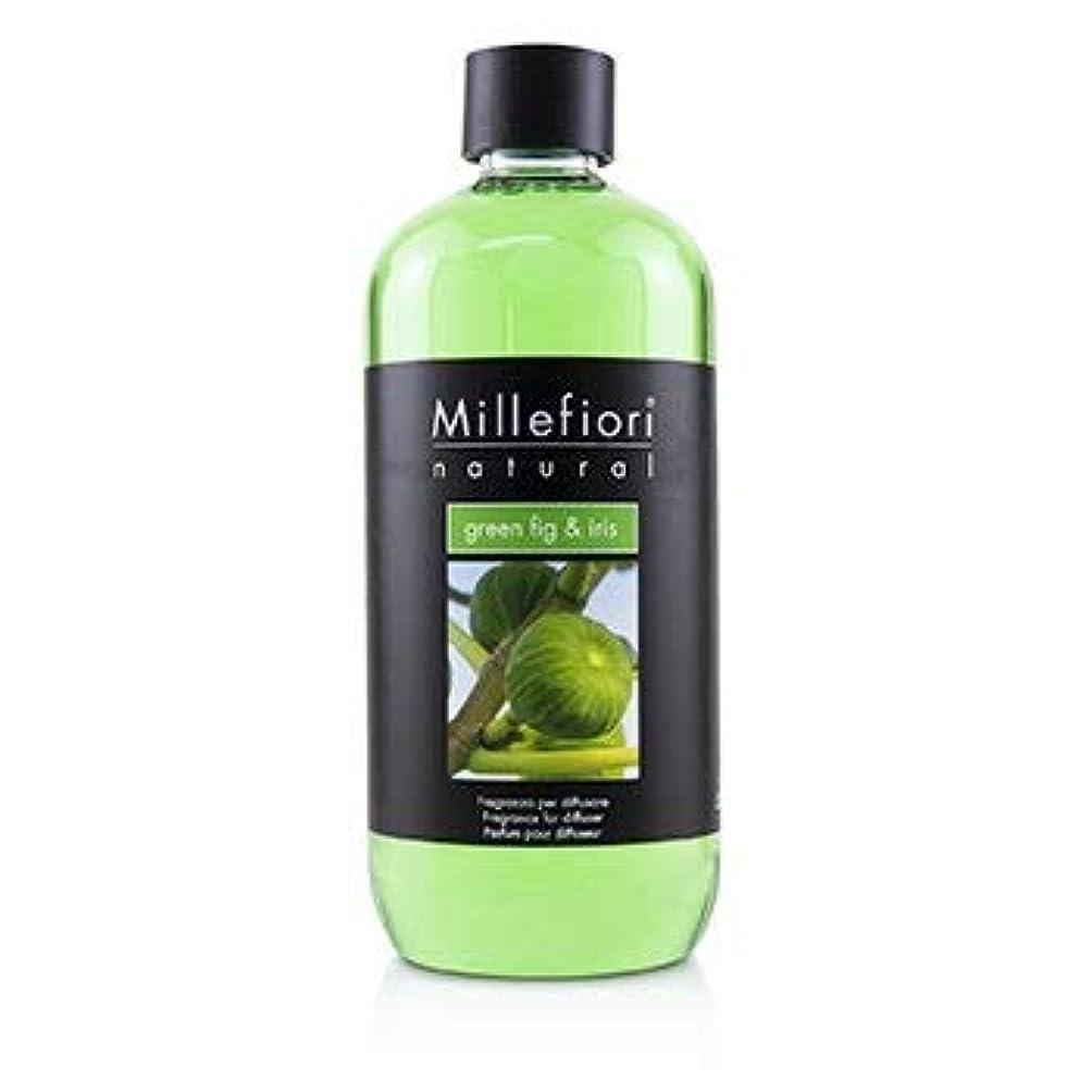 祝う微妙テロミッレフィオーリ Natural Fragrance Diffuser Refill - Green Fig & Iris 500ml/16.9oz並行輸入品