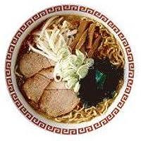 CBFO-010 醤油ラーメン フード缶バッジ FAVORITE FOOD EDITION (S)