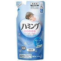 (まとめ) 花王 ハミング フローラルブーケ 詰替 540ml【×10セット】