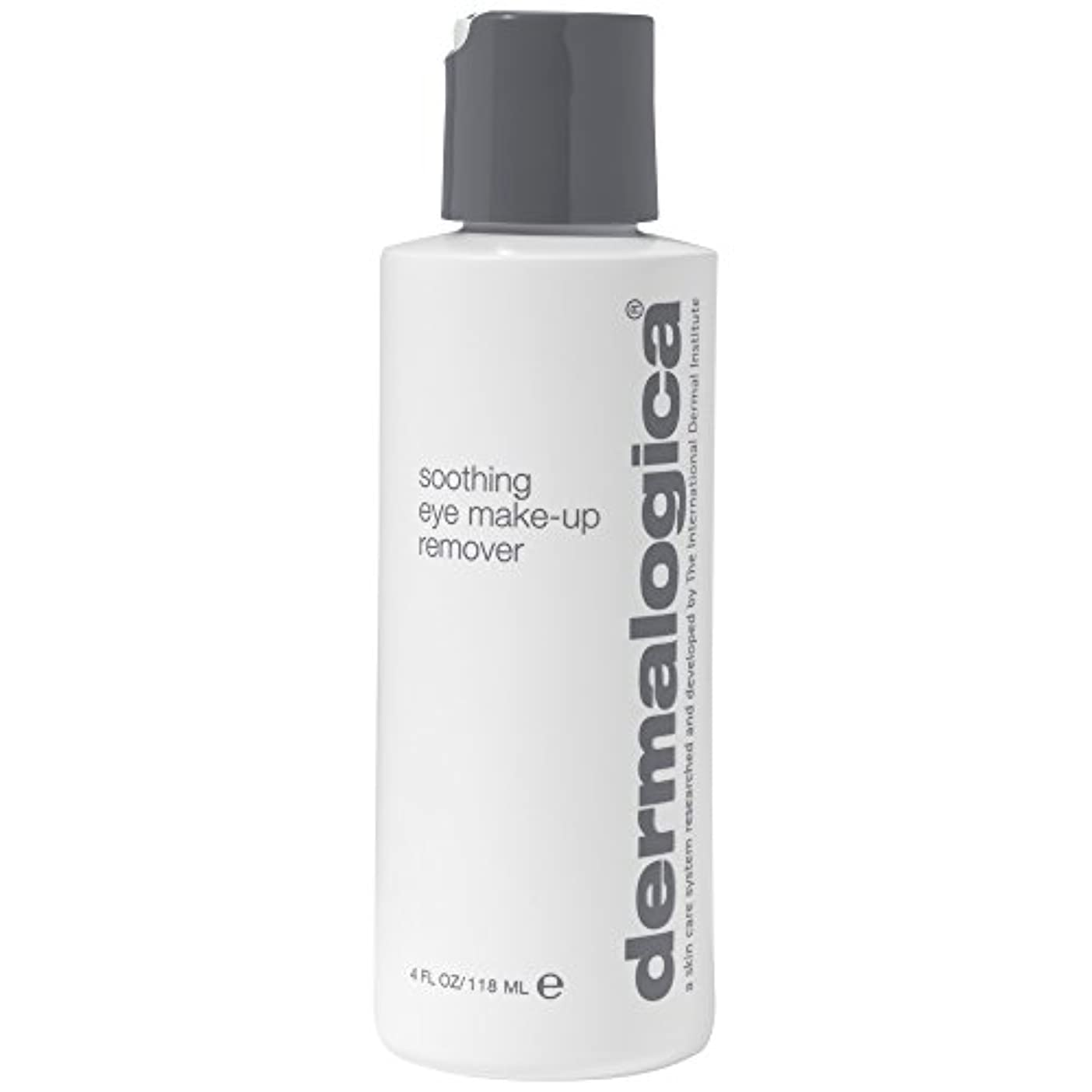 ダーマロジカなだめるアイメイクアップリムーバーの118ミリリットル (Dermalogica) (x6) - Dermalogica Soothing Eye Makeup Remover 118ml (Pack of...