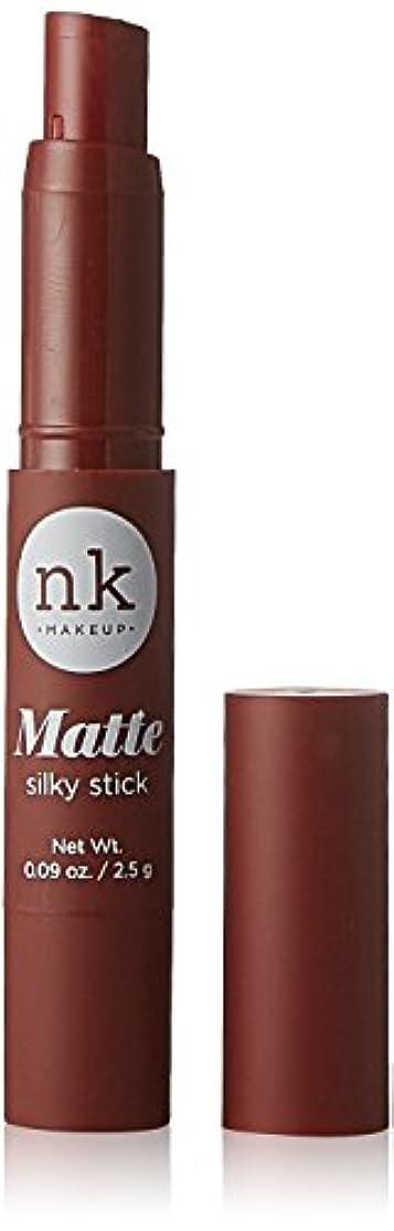 錆び道徳教育バウンドNICKA K Silky Matte Stick - Cherrywood (並行輸入品)