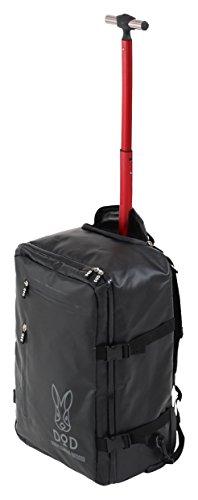 アウトドア スーツケース 防水 2WAYアウトドアキャリーバッグ YKK製ジッパーに改良