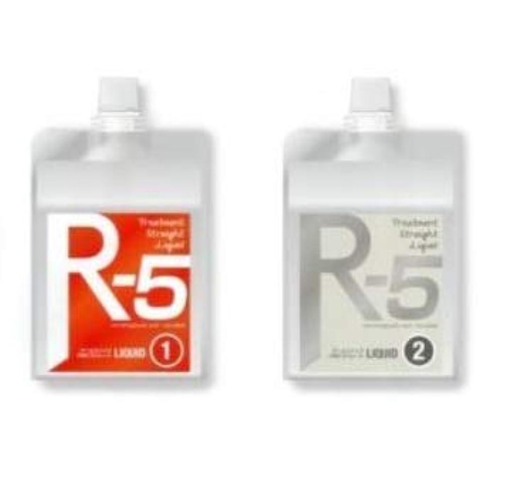 CMCトリートメントストレート R-5 レッド(レギュラー) ストレート剤 ダメージレス
