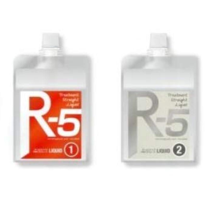 抽出ユーザールーチンCMCトリートメントストレート R-5 レッド(レギュラー) ストレート剤 ダメージレス