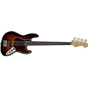 Fender フェンダー エレキベース AM STANDARD J BASS RW FL 3TSB