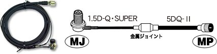 [해외]다이아몬드 M420R 길이 4m (1.5D-Q · SUPER + 5DQ-Ⅱ → 2.0m + 2.0m) MLJ-MP/Diamond M 420 R Overall length 4 m (1.5 D - Q · SUPER + 5 DQ - Ⅱ → 2.0 m + 2.0 m) MLJ - MP