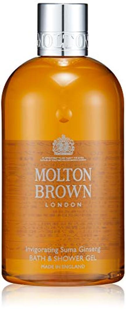 ダメージミサイル落花生MOLTON BROWN(モルトンブラウン) スマジンセン コレクションSG バス&シャワージェル ボディソープ 300ml