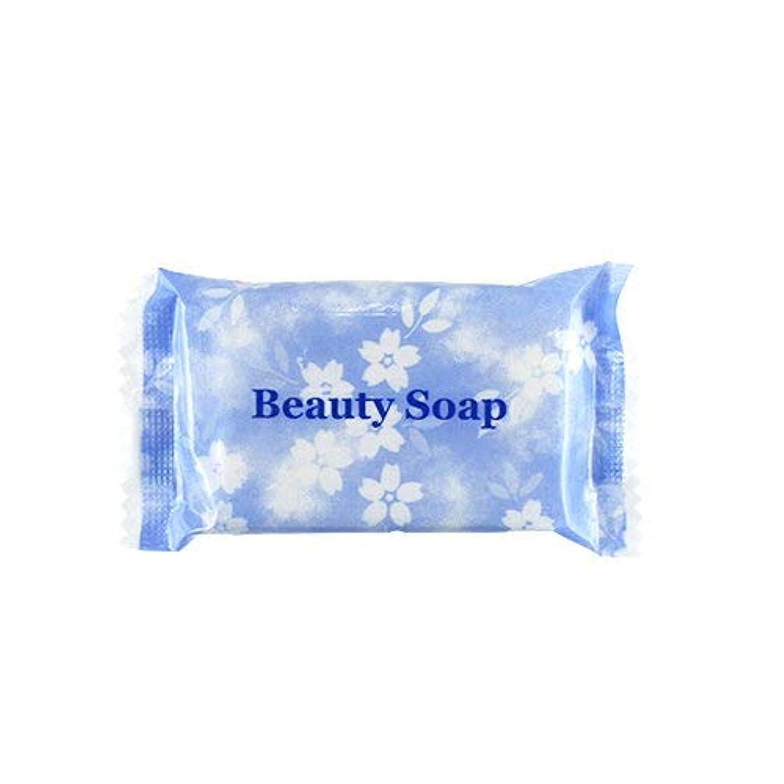 邪魔大きなスケールで見ると南西業務用 クロバーコーポレーション ビューティーソープ(Beauty Soap) 15g×20個セット | ホテルアメニティ 個包装