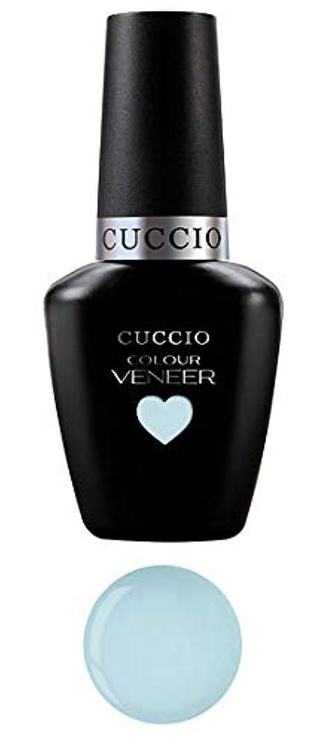 学生ほとんどの場合不十分なCuccio MatchMakers Veneer & Lacquer - Meet Me in Mykonos - 0.43oz / 13ml Each