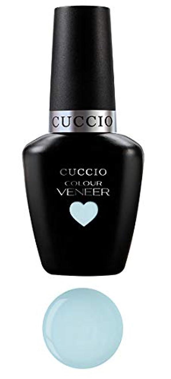 習熟度中に裁判所Cuccio MatchMakers Veneer & Lacquer - Meet Me in Mykonos - 0.43oz / 13ml Each