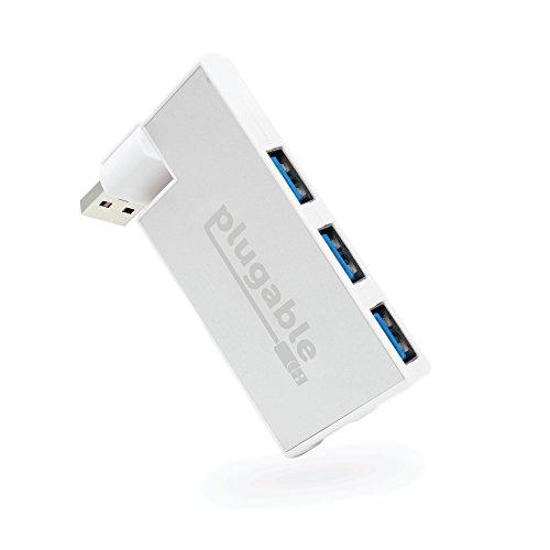 Plugable USB 3.0 バスパワー 4 ポート・ポ...