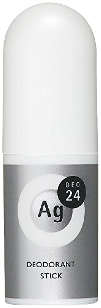 墓地汗傷つきやすいエージーデオ24 デオドラントスティック 無香料 20g (医薬部外品)