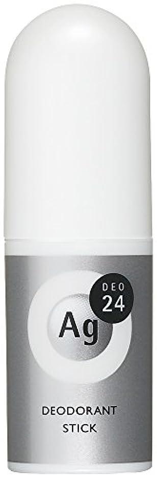 マガジン分数現れるエージーデオ24 デオドラントスティック 無香料 20g (医薬部外品)