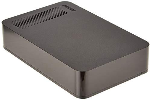 BUFFALO USB3.0 外付けハードディスク PC/家電対応 2TB HD-LC2.0U3/N フラストレーションフリーパッケージ(FFP)