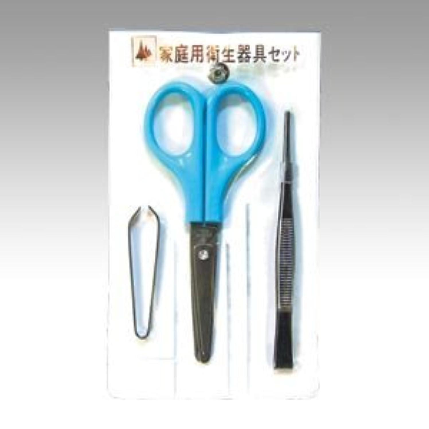 眉こする対人(まとめ買い) 森繁 衛生器具3点セット MK-115 【×10】